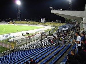 Stadionul Nicolae Dobrin - Image: Nicolae Dobrin stadium