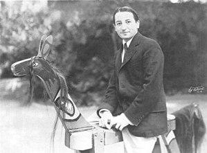 Nicolas Slonimsky - Nicolas Slonimsky in 1933.