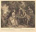 Nicolas de Larmessin IV after Nicolas Lancret, L'apres-diner, 1741, NGA 2745.jpg