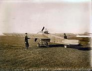 Nieuport Monoplane Ernest Anderson