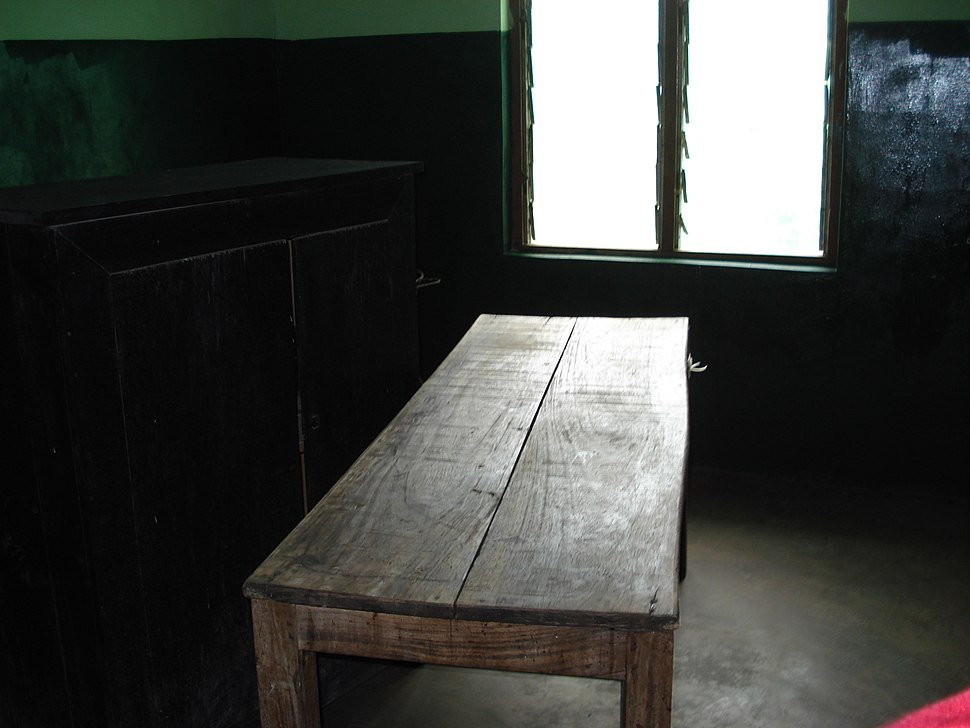 Nigerian Surgery Table