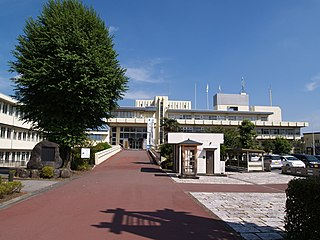 Nikkō City in Kantō, Japan