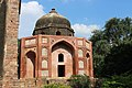 Nila Gumbad outside the south corner of the enclosure of Humayun's tomb wikijib-48.jpg