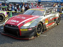 No.11 GAINER TANAX GT-R after 2019 Suzuka 300km (1).jpg