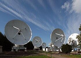 東京天文台付属野辺山宇宙電波観測所