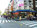 Noodle Restaurant and Vegetables Stall in Xindong Street 20100120.jpg