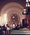 Norderhov Church interior chancel.jpg
