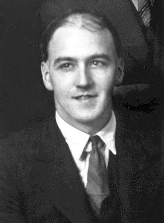Norman Douglas (politician) - Douglas in 1938