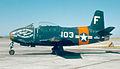 North American FJ-1 NAS Oakland (4800653344).jpg