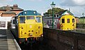 North Weald railway station MMB 21 31438 205205.jpg