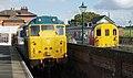 North Weald railway station MMB 21 31438 205205.jpg