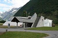 Norwegian Glacier Museum.JPG