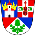Nový Kostel (Czech town) - coat-of-arms.png