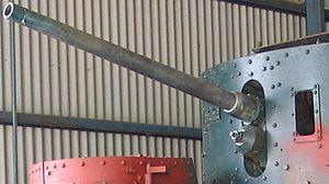 OQF 3 pounder gun Medium MkII tank Puckapunyal.jpg