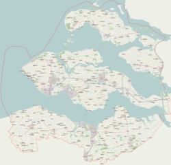 Zeeland Holland Karte.Provinz Zeeland Wikipedia