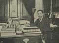 O Ministro das Finanças, José Relvas, no seu gabinete - O Occidente (30MAR1911).png
