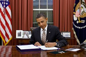 FDA Food Safety Modernization Act - President Obama signs FSMA into law.