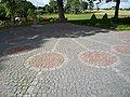 Oesterlars Kirke Bornholm Denmark paving.jpg