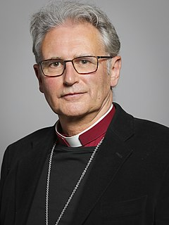 Christopher Cocksworth 9th Bishop of Coventry