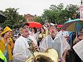 Oil Flood Protest Ray Shoeless.JPG