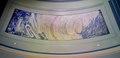 """Oil painting """"Northern Lights"""" located on second floor rotunda, west side, U.S. Custom House, Philadelphia, Pennsylvania LCCN2010720051.tif"""