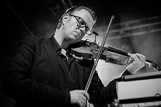 Ola Kvernberg Norwegian jazz musician