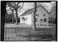 Old Kennett Meeting House, U.S. Route 1, 1 mile North of Longwood Gardens, Kennett Square, Chester County, PA HABS PA,15-KENSQ.V,4-1.tif