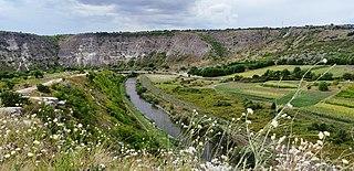 Orhei City in Orhei District, Moldova