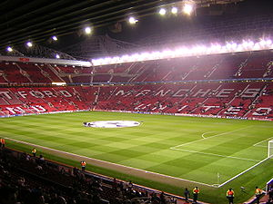 Leeds United F.C.–Manchester United F.C. rivalry - Old Trafford – home of Manchester United