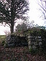 Old lime kiln, Coldwell Parrock - geograph.org.uk - 1596296.jpg