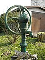 Old manual pump in Barbona, Italy.jpg