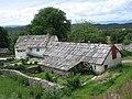 Old stone roof houses at Haugesund-Norway.JPG