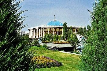 15 лет независимости узбекистана: