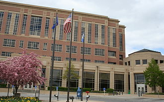 Olmsted County, Minnesota - Image: Olmsted Govt Center