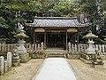 Omiya-jinja (Yosano)社殿と参道.jpg