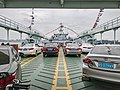 On the Ferry of Humen Vehicle Ferry Pier.jpg