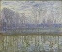 On the Shores of Loing (Alfred Sisley) - Nationalmuseum - 18774.tif