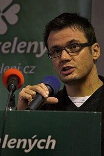 2012 Green Party (Czech Republic) leadership election