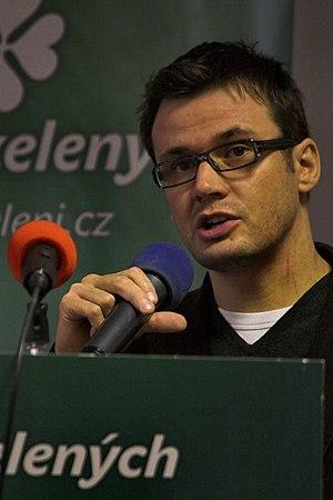 Ondřej Liška - Image: Ondřej Liška, RR, 20090228