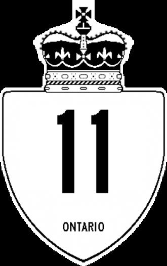 Roads in Ontario - Image: Ontario 11
