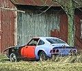 Opal GT Behind a Barn (2324553584).jpg