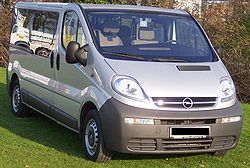 Car Minivan Rental