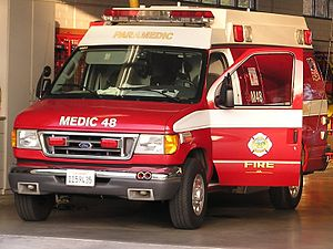 Orange County Fire Authority - Orange County Medic 48.