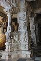 Ornate pillars in Someshwara temple at Bengaluru.JPG