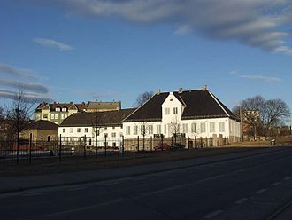 Axel Gyldenstierne - Old Bishop's Palace in Oslo