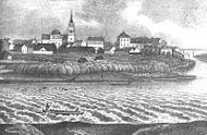 1800's Oulu