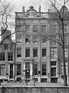 overzicht voorgevel - amsterdam - 20017279 - rce