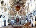 Pápa synagogue inside 2008.jpg