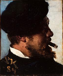 P.S. Krøyer - Fritz Stoltenberg - Google Art Project
