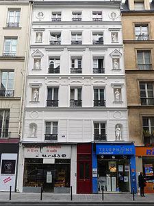 Rue montmartre wikip dia - Bureau de change rue montmartre ...